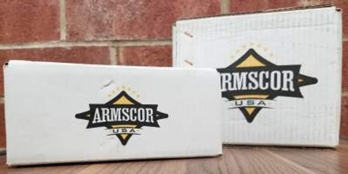 Armscor 9mm Ammunition FAC9115VP250 115 Grain Full Metal Jacket 250 rounds
