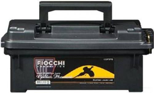 "Fiocchi 12 Gauge Ammunition Golden Pheasant w/ Ammo Can FI12FGPX4 2-3/4"" High Velocity 1-3/8oz #4 1485fps 100 rounds"