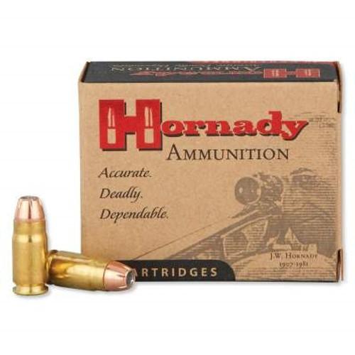 Hornady 357 Sig Custom H9131 147 gr XTP JHP 20 rounds