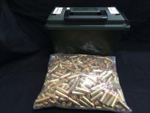 Precision One 38 Special Ammunition PONE49 125 Grain REMAN Ammo Can of 500 Rounds