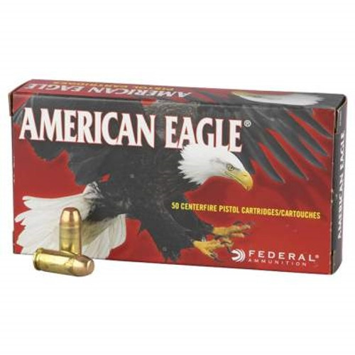 Federal 380 Auto American Eagle AE380AP 95 gr FMJ 50 rounds