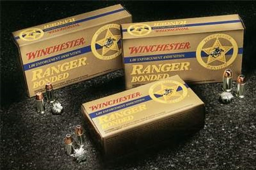 Winchester 40 S&W Ranger Q4384 165 gr Bonded JHP 50 rounds