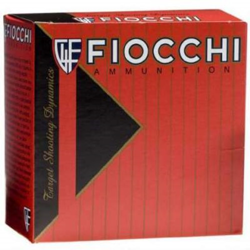 "Fiocchi 12 Gauge Ammunition 12SD18H8 2-3/4"" 1-1/8oz #8 CASE 250 rounds"