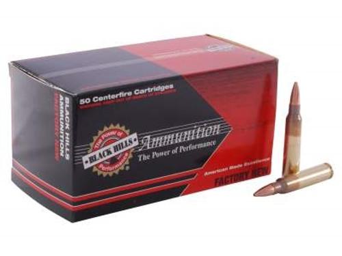 black hills 5 56x45mm nato ammunition d556n12 69 grain open tip