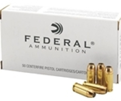 Federal 40 S&W Ammunition Classic F40SWB 155 Grain Hi-Shok Jaceted Hollow Point 50 rounds