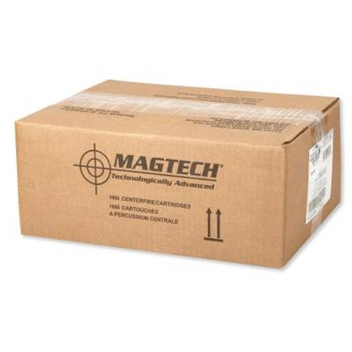 Magtech 5.56x45mm NATO MT556B 62 Grain Full Metal Jacket CASE 1,000 rounds