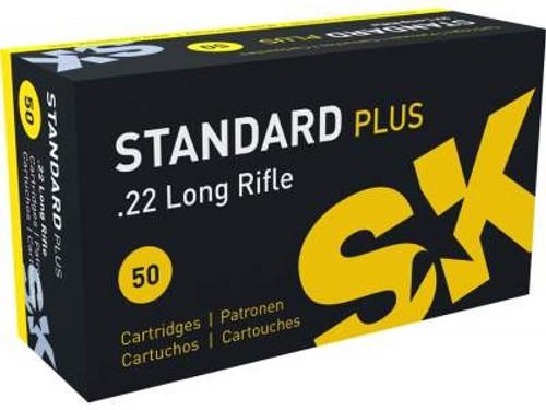 Lapua SK 22LR Standard Plus 40 gr 50 rounds