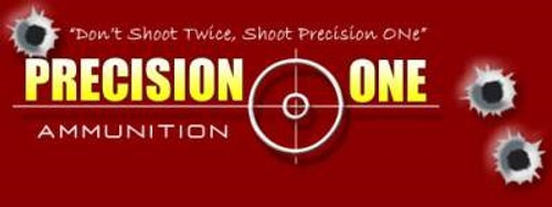 Precision One 460 S&W Magnum Ammunition 240 Grain Jacketed Hollow Point XTP 20 rounds