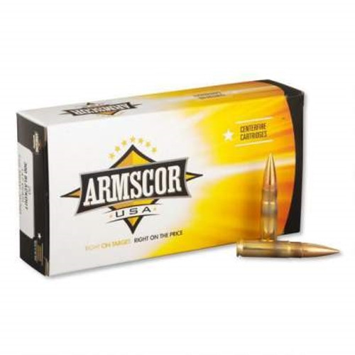 Armscor 300 AAC Blackout Ammunition FAC300AAC1N 147 Grain Full Metal Jacket 20 Rounds