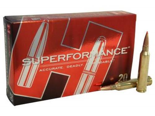Hornady 7mm Rem Mag Superformance H80633 162 gr SST 20 rounds