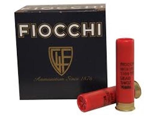 "Fiocchi 28 Gauge Ammunition 28HV75 2-3/4"" #7.5 Chilled Lead Shot 3/4 oz 1300 fps 250 Rounds"