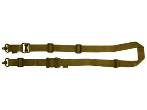 MagPul MS4 Gen 2 Multi-Mission Single Point / 2 Point Sling with Dual QD Swivels MAG518-COY (Coyote Brown)