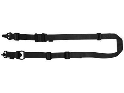 Magpul MS3 Gen 2 Multi-Mission Single Point / 2 Point Sling with QD Swivel MAG515-BLK (Black)