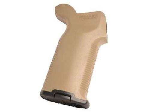 Magpul MOE Plus Pistol Grip AR-15 Rubber MAG416-FDE (Flat Dark Earth)
