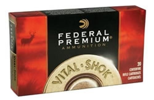 Federal 7mm WSM Ammunition Vital-Shok P7WSMB 140 Grain Nosler Ballistic Tip 20 Rounds