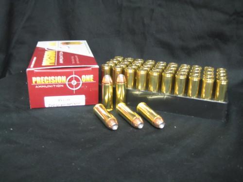 Precision One 45 Colt Ammunition 250 Grain XTP Hollow Point 50 rounds