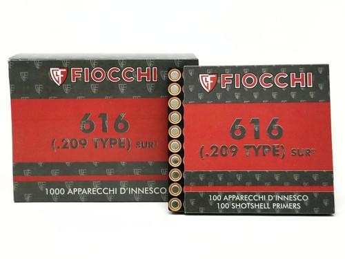 Fiocchi Primers Shotshell 616 1000 Count