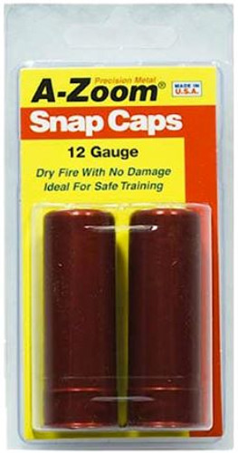 A-Zoom 12 Gauge Dummy Rounds 12211 Pack of 2 Rounds