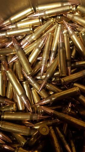 On Target 308 Win Ammunition 147 Grain Full Metal Jacket Bulk Pack 500 Rounds