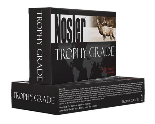 Nosler 243 Win Ammunition Custom Trophy Grade 48263 90 Grain AccuBond 20 Rounds