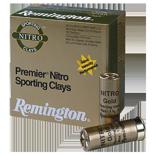 "Remington 12 Gauge Ammunition Shot-To-Shot STS12NSC8 2-3/4"" 8 Shot 1-1/8oz 1300fps Case of 250 Rounds"