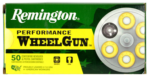 Remington 32 S&W Ammunition Wheel Gun RPW32SW 88 Grain Lead Round Nose 50 Rounds