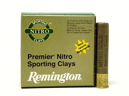 """Remington 410 Bore Ammunition Shot-To-Shot STS410NSC8 2-1/2"""" 8Shot 1/2oz 1300fps Case of 250 Rounds"""