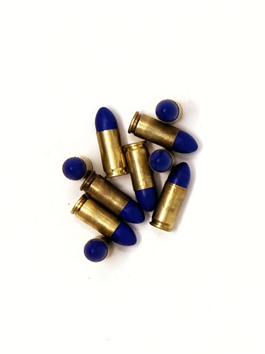 Outdoor Dynamics 9mm Ammunition *Reman* 115 Grain Polymer Jacketed Round Nose Bulk Pack of 500 Rounds