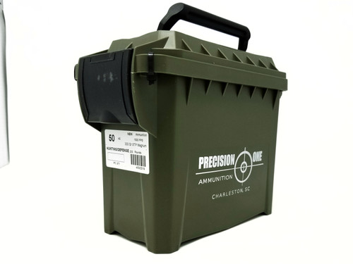 Precision One 50 Action Express Ammunition 971 300 Grain XTP Magnum Mini Can of 200 Rounds