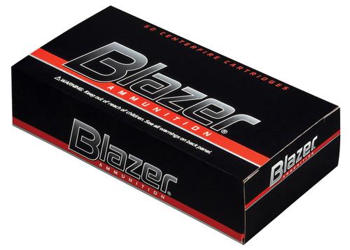 CCI 38 Special +P Ammunition Blazer 3519 158 Grain Full Metal Jacket Case of 1000 Rounds