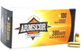 Armscor 380 Auto Ammunition 95 Grain Full Metal Jacket Value Pack Case Of 1200 Rounds