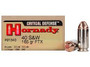 Hornady Critical Defense 40 S&W, 165 gr, FTX, H91340, 20 rounds