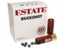 """Estate 12 GA 2 3/4"""" 00 Buckshot 9 pellets 1325fps 25 rounds"""