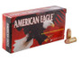Federal 45 Auto Ammunition American Eagle AE45A 230 Grain Full Metal Jacket 50 rounds