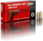 Geco 380 Auto Ammunition 95 Grain Full Metal Jacket Case of 1000 Rounds