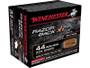 Winchester 44 Magnum Ammunition Supreme Razorback 225 Grain Lead Free Hollow Point 20 rounds