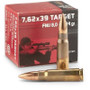 Geco 7.62x39mm Ammunition 265840020 124 Grain Full Metal Jacket 20 Rounds