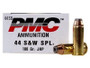 PMC 44 Special Ammunition PMC44SB25 180 Grain Jacketed Hollow Point 25 rounds
