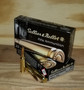 Sellier & Bellot 6.5 Creedmoor Ammunition SB65C 140 Grain Soft Point 20 rounds