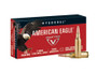 Federal 224 Valkyrie Ammunition American Eagle AE224VLK1 75 Grain Total Metal Jacket 20 Rounds
