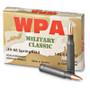 Wolf 30-06 Ammunition 145 Grain Full Metal Jacket Steel Case 20 rounds