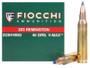 Fiocchi 223 Remington Extrema Ammunition FI223HVB50 40 Grain V-MAX 50 rounds