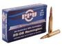 Prvi PPU 25-06 Rem Ammunition 100 Grain Soft Point 20 Rounds