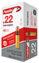 Aguila 22LR Ammunition 1B222320 Interceptor Hyper Velocity 40 Grain Copper Plated Round Nose 50 rounds