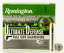 Remington 357 Magnum Ammunition Ultimate Defense HD357MA 125 Grain Bonded Jacketed Hollow Point 20 rounds