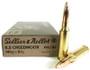 Sellier & Bellot 6.5 Creedmoor Ammunition SB65A 140 Grain Full Metal Jacket 20 rounds