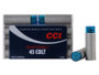 CCI 45 Colt Ammunition Shotshell CCI3746 150 Grain #9 Shot 10 rounds