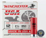 """Winchester 12 Gauge Ammunition Dove & Clay USAL128 2-3/4"""" 1oz #8 shot 1350fps Case of 250 Rounds"""