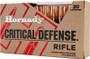 Hornady 308 Winchester Critical Defense Ammunition H80920 155 gr FTX 20 rounds