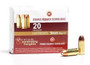 DRT 9mm Ammunition Terminal Shock 85 Grain Jacketed Hollow Point 20 rounds